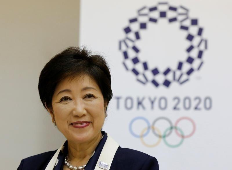Yuriko_Koike_golf_tokio_2020