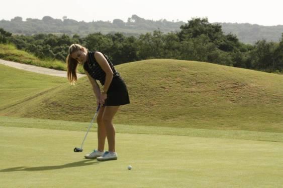 Femenino Golf Santander