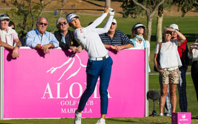 Azahara Muñoz aún no ha dicho la última palabra en el Andalucía Costa del Sol Open de España