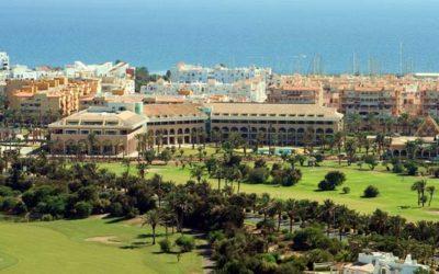 Almerimar espera al talento senior del golf español