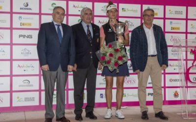 Victoria de Anne Van Dam en el Open de España y cuarto puesto de Azahara Muñoz