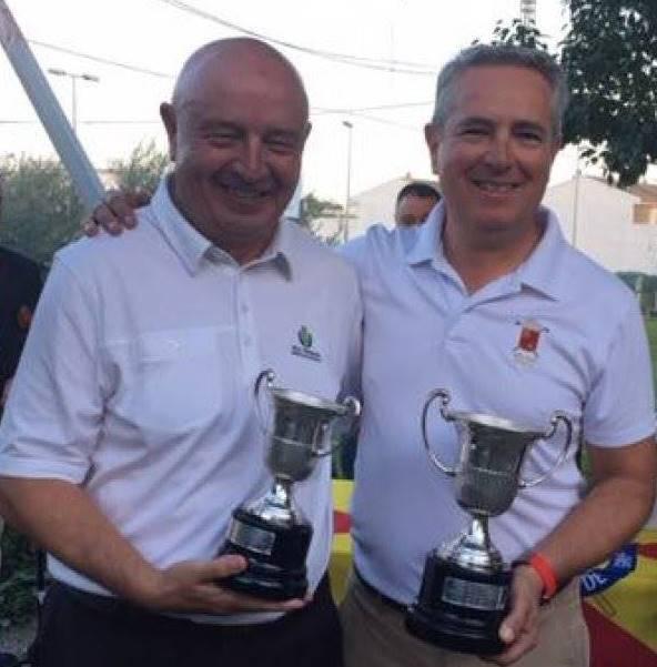 Notable actuación andaluza en el Campeonato de España Senior de Pitch and Putt