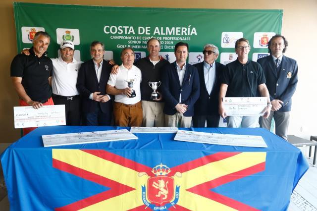 Arruti, nuevo Campeón de España de Profesionales Senior
