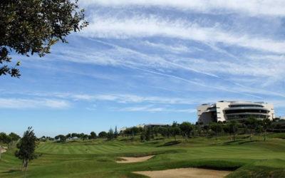 Nuria Iturrios, a por la guinda en Golf Santander