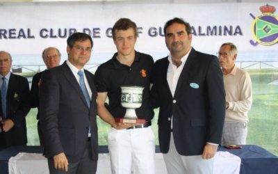 Eduard Rousaud gana de manera brillante la Copa Andalucía en Guadalmina