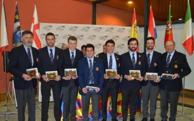 España consigue un meritorio tercer puesto en el Match Internacional Octogonal Masculino