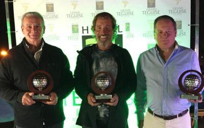 Juan Carlos Aparicio ganó la Gran Final Nacional del Lanzarote Golf Tour AESGOLF 2019 – Trofeo Grand Teguise Playa