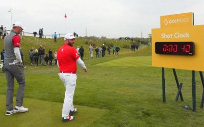 El PGA Tour se sumará a la guerra contra el juego lento