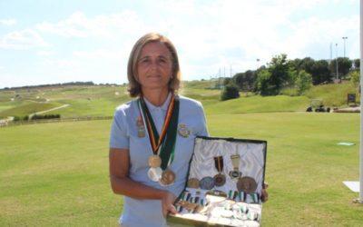 Macarena Campomanes Nº 1 del Ranking Mundial Senior Femenino