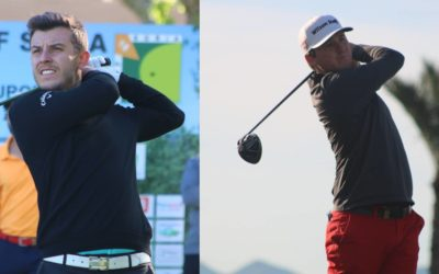 Esmatges y Sarasti dominan la Gran Final de Oliva Nova a falta de una vuelta