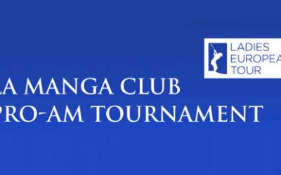 La Manga Club: Sede de un interesante Pro-Am del LET
