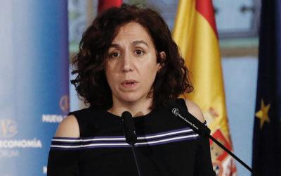 Irene Lozano será la nueva secretaria de Estado para el Deporte y presidenta del CSD