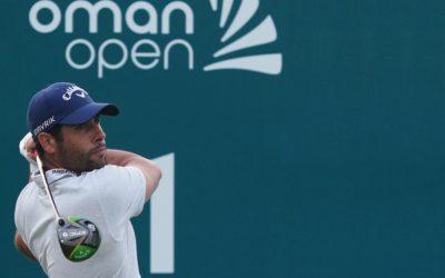 Otaegui se pone muy serio en el Oman Open