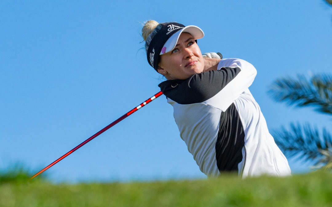 Amy Boulden gana la Let Qualifying School
