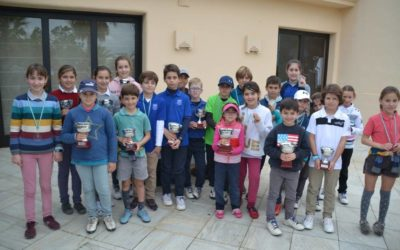 Lauro, Islantilla y Aguilón dan el banderazo de salida al Pequecircuito de Andalucía 2020