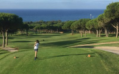 Golf Joven 2020 – Campos y condiciones