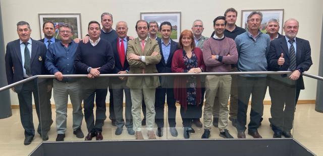 El Pitch & Putt Autonómico se junta en una Asamblea General