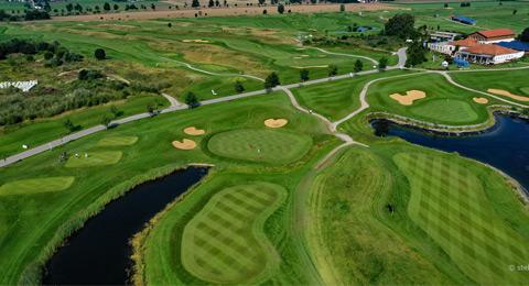 Golf Club Valley, magnífica sede para los European Championships