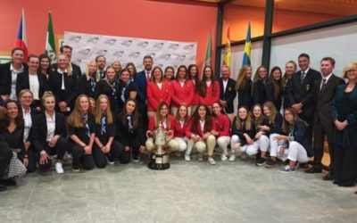 Suecia gana el Match Internacional Cuadrangular Femenino