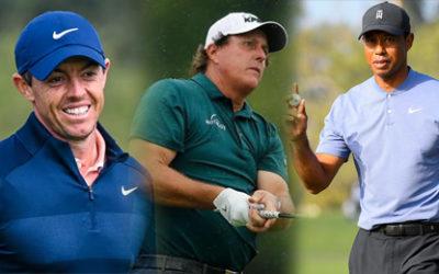 Rory McIlroy estará en México, Mickelson no y Tiger es la gran duda