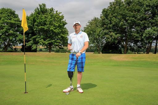 Andy Gardiner, un ejemplo para muchos golfistas