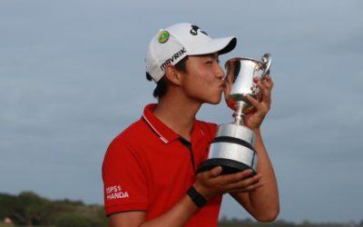 Min Woo Lee se estrena como ganador en el European Tour