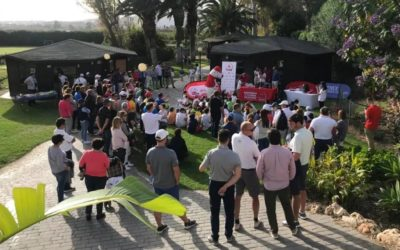 Arranca en Guadalhorce el Circuito Oso Bogey Santander Tour Kids