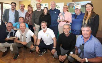 El mundo del golf y del toro, unidos por la solidaridad en Bellavista