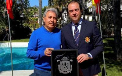 La RFEG premia a Benalmádena Golf
