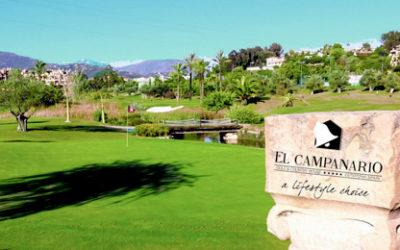 El Campanario Golf acoge una cita tradicionalmente favorable para el golf español