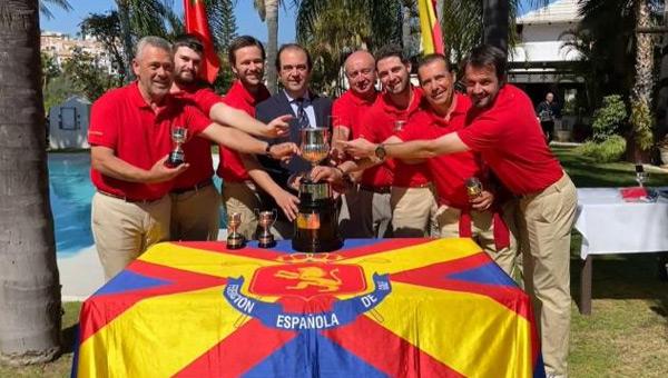 España se hace de oro contra Portugal