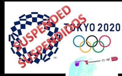 Los Juegos Olímpicos de Tokio quedan cancelados