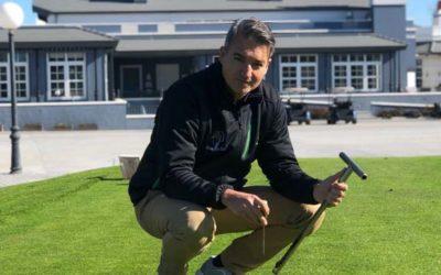 Palomarejos ahorra 1,5 millones de m3 de agua gracias al golf