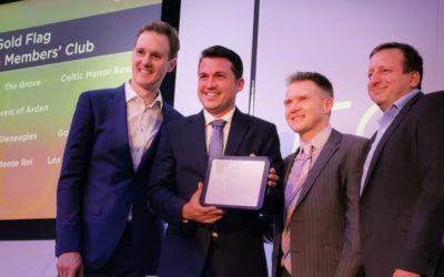 Los Naranjos GC es de Oro en los 59 Club Awards