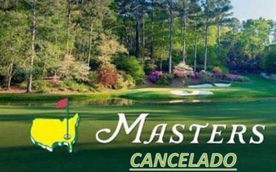 Anuncio oficial: El Masters de Augusta queda cancelado