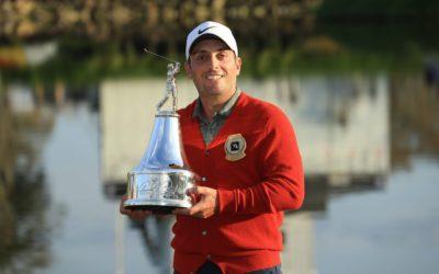 Escasas victorias, múltiples derrotas y lecciones de vida del golf