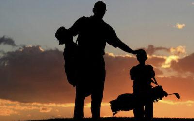 El Golf, un gran deporte para padres e hijos