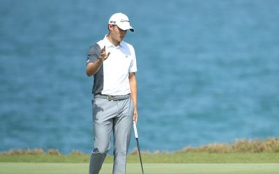 Máxima igualdad en Al Mouj Golf