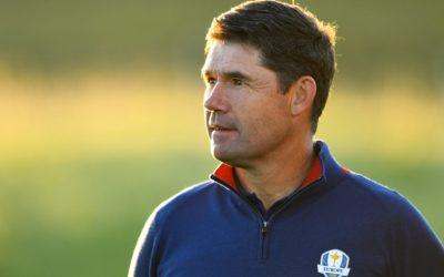 Padraig Harrington: »De momento, no se ha planteado posponer la Ryder Cup»