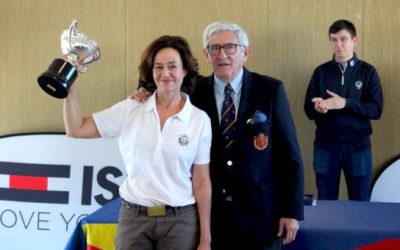 Xonia Wünsch concluye su semana grande