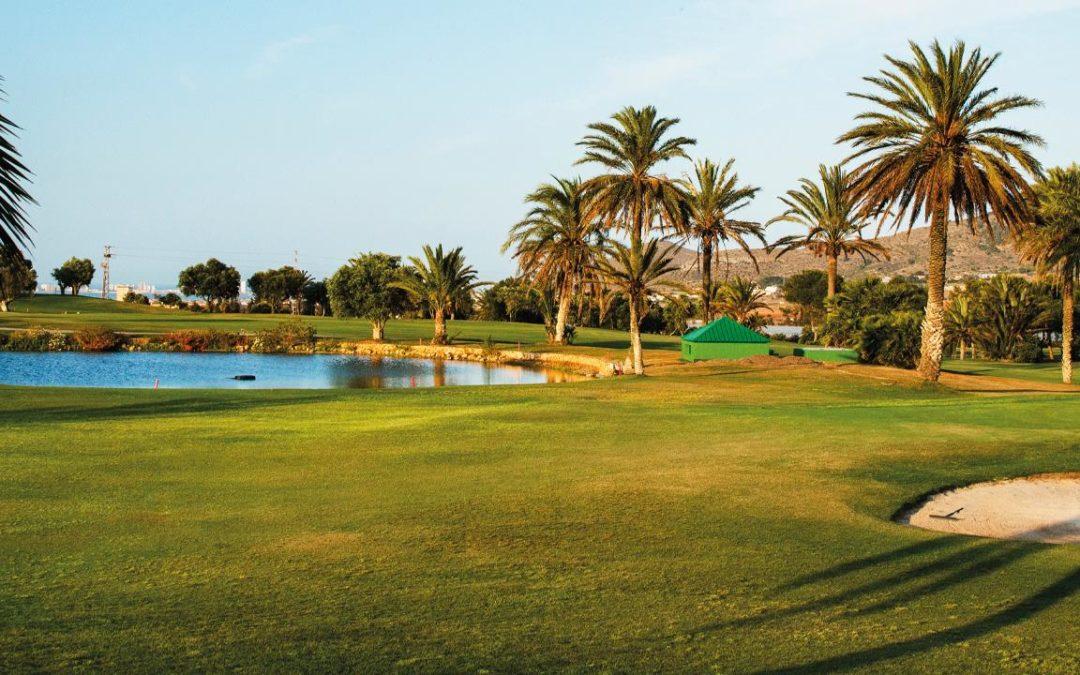 La Manga prepara el primer torneo de la Federación de Golf de Madrid