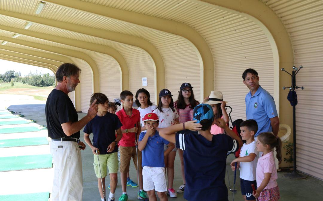Promocionar el deporte del golf entre los más jóvenes, el objetivo del Circuito PGA Spain Amateur