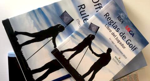 Nueva entrega del trivial de reglas de golf de la RFEG
