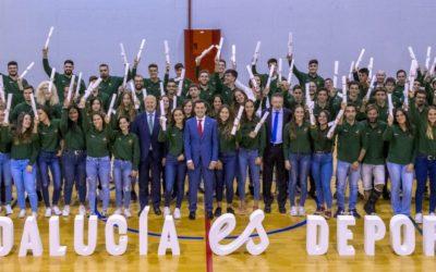 El apoyo a los olímpicos y paralímpicos, garantizado a través del Plan Andalucía Olímpica