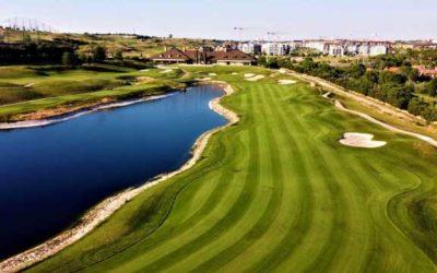 El Centro Nacional de Golf se pone en marcha