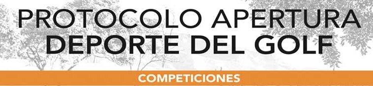 Protocolo de Competiciones COVID-19