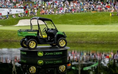 El John Deere Classic también se cae del calendario del PGA Tour