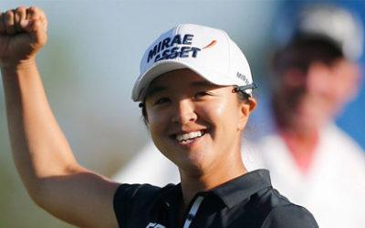 El golf profesional vuelve esta semana, en clave femenina y en Corea