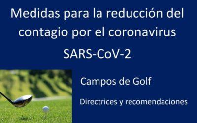 Permitidas las clases colectivas en las canchas y escuelas de golf