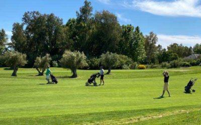El lunes 25 de mayo el golf entra en la nueva normalidad